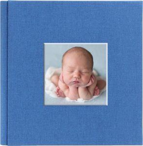 Фотокнига новорожденного